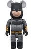 400% Justice League Batman - You Can't Save the World Alone