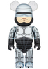 400% Robocop Be@rbrick (Thank you for your cooperation)