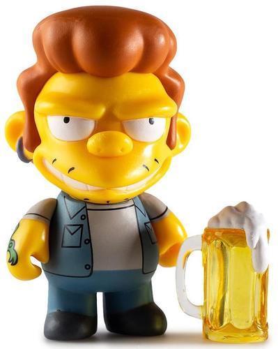Snake_with_beer_mug-matt_groening-simpsons-kidrobot-trampt-294442m
