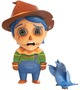 Baby Scarecrow