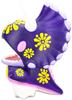 Lovely Violet Summer Night TriDino