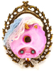Pink Donut Unicorn