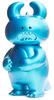 Kaiju Blue Kawaii Dino Uamou