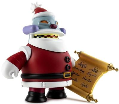 Futurama_-_nice_robot_santa-matt_groening-futurama-kidrobot-trampt-294783m