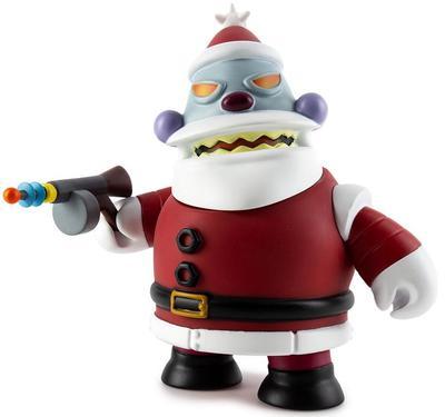Futurama_-_6_naughty_robot_santa-matt_groening-futurama-kidrobot-trampt-294786m