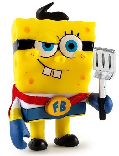 Mermaid_man_vs_spongebob-nickelodeon-nickelodeon_x_kidrobot-kidrobot-trampt-294803m