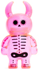 Day of the Dead Clear Pink Uamou