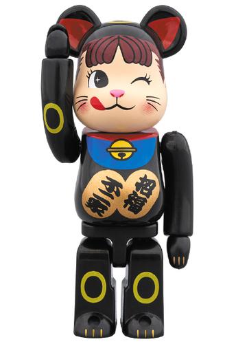 100_-_milky_peko-chan_black_beckoning_cat-peko-berbrick-medicom_toy-trampt-295060m