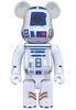 400% - R2-D2 Bearbrick
