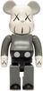 400% Original Fake Monotone Be@rbrick