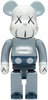 400% Original Fake Blue/Grey Be@rbrick
