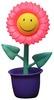 Pink Shocking Sunflower (Smile)