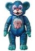 Blue IT Bear