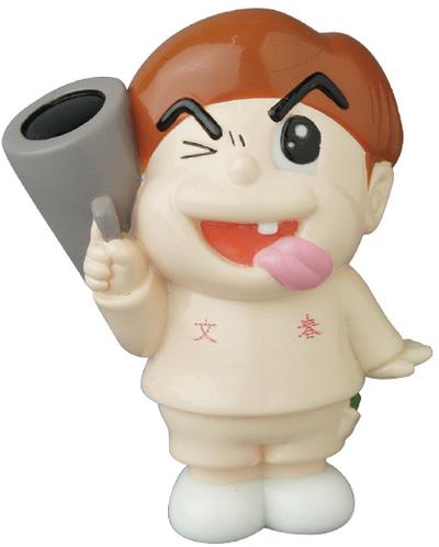 White_shirt_bun_ho_kun-frogman-vag_vinyl_artist_gacha-medicom_toy-trampt-295702m