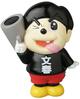 Black Shirt Bun Ho Kun