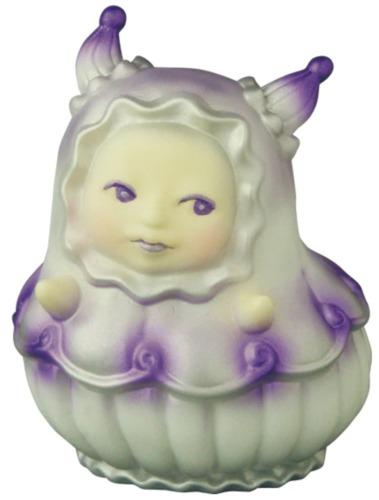 Whitepurple_kubita_baby-kinokeshi_shimomoku_shimomoku-vag_vinyl_artist_gacha-medicom_toy-trampt-295859m