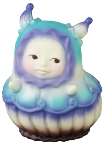 Bluepurple_kubita_baby-kinokeshi_shimomoku-vag_vinyl_artist_gacha-medicom_toy-trampt-295860m