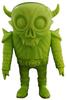 Unpainted Green Skullion