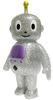 Silver Glitter Kid Ace (DCon '18)