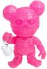 Neon Pink Bruzzy