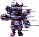 Blown Away Ushioni Samurai