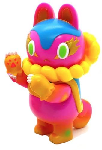 Inu-harigon__oriental_toy_pinkyellow-teresa_chiba-inu-harigon-self-produced-trampt-296749m