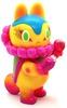 Inu-Harigon : Oriental Toy (Yellow/Pink)
