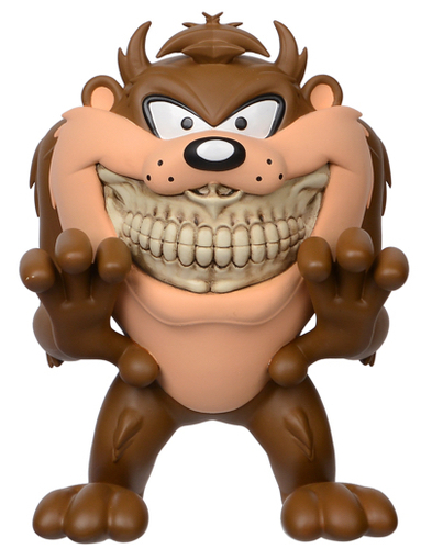 Tasmanian_devil_grin-ron_english-looney_tune_grin-popaganda-trampt-297090m