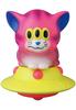 Pink Calm Cat UFO