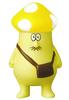 Yellow Professor Isoefla Bonn's