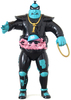 Black & Teal Krang (Unbox)