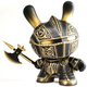 "8"" Dunny Black Knight"