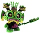 Tlaloc Dunny - Jungle Green
