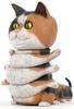 Calico Kittypillar (Spoke Art Exclusive)