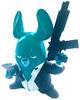 Bone Ghost Agent 002 / Heavy Power Machine Gun