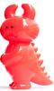 Italian Red Dino Uamou