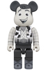 400% Toy Story - Black & White Woody
