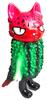Red & Green Ebineko