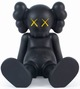 Black Kaws : Holiday Companion