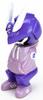 Baby Purple Gen1 Crouching TEQ63