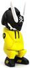 Neon Yellow Gen1 Crouching TEQ63