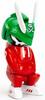 Red Sriracha Gen1 Crouching TEQ63