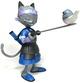 Kat Katana - Are you dreaming, young Samurai?