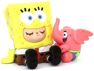 Spongebob_squarepants_x_greenie__elfie-natthapong_rattanachoksirikul-greenie__elfie-unbox_industries-trampt-298174m