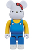 400% Hello Kitty Be@rbrick