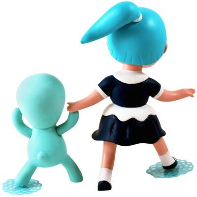 Wild_girls_-_beverly_blue_edition-gary_baseman-wild_girls-3d_retro-trampt-298477m