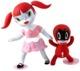Red_veronica_wild_girl__chou_chou-gary_baseman-wild_girls-3d_retro-trampt-298492t