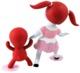 Red_veronica_wild_girl__chou_chou-gary_baseman-wild_girls-3d_retro-trampt-298493t