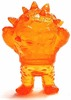 Clear Orange Micro Kaiju Eyezon