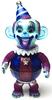 Night Walker Blue Wild Clown